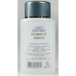 LADY ESTHER Eye Make-up Remover mit Rosenwasser