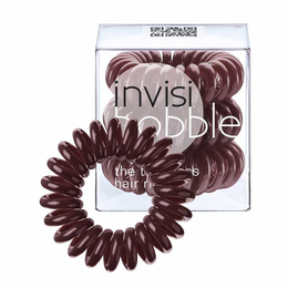 Invisibobble Chocolate Brown
