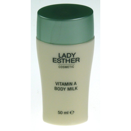 LADY ESTHER Vitamin A Body Milk (50 ml)