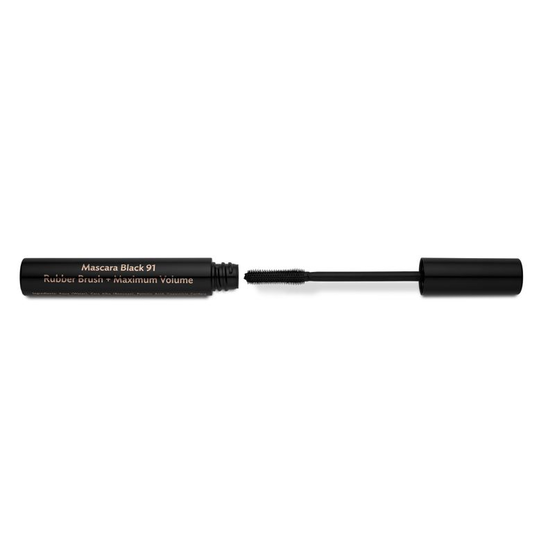 COSART Mascara Black Maxi Volumen mit Rubber Brush
