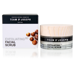 TEAM DR JOSEPH Exfoliating Facial Scrub