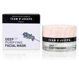 TEAM DR JOSEPH Deep Purifying Mask