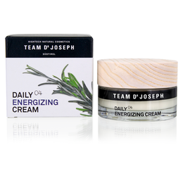 TEAM DR JOSEPH Daily Energizing Cream