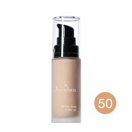 Jean DArcel all day long make up 50