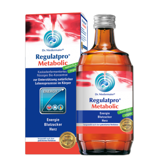 Dr. Niedermaier Regulatpro® Metabolic 6 x 350ml