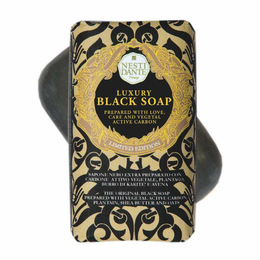 NESTI DANTE Seife Luxury Black Soap mit Aktivkohle 250 g