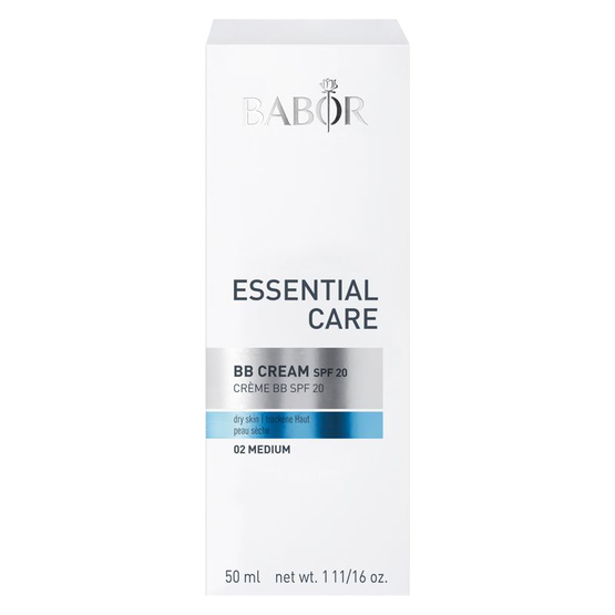 BABOR ESSENTIAL CARE BB cream 02 medium