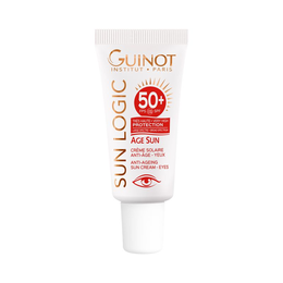 Guinot Crème Solaire anti-age Yeux SPF 50+