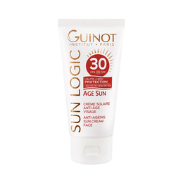 Guinot Age Sun Cream Face LSF 30 - Anti-Aging Sun Cream
